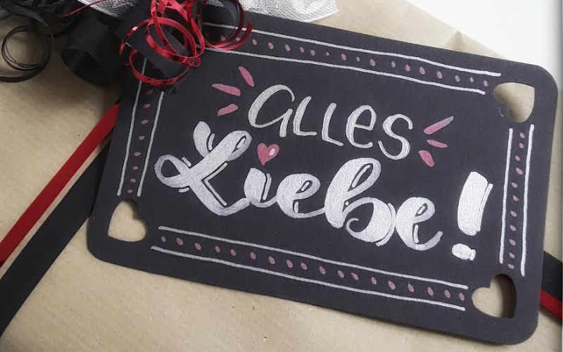 Letter Lovers: mit.caro.und.herz zu Gast