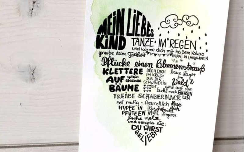 Letter Lovers: maryluskleinekunst zu Gast
