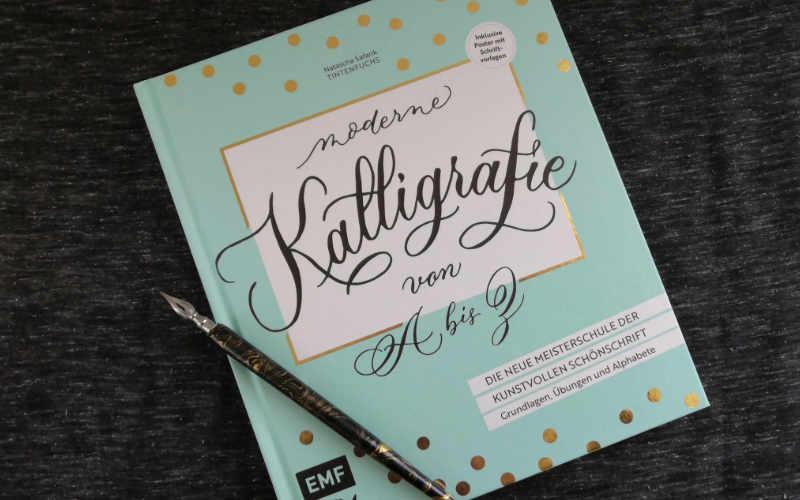 Buchvorstellung: Moderne Kalligrafie von A bis Z*