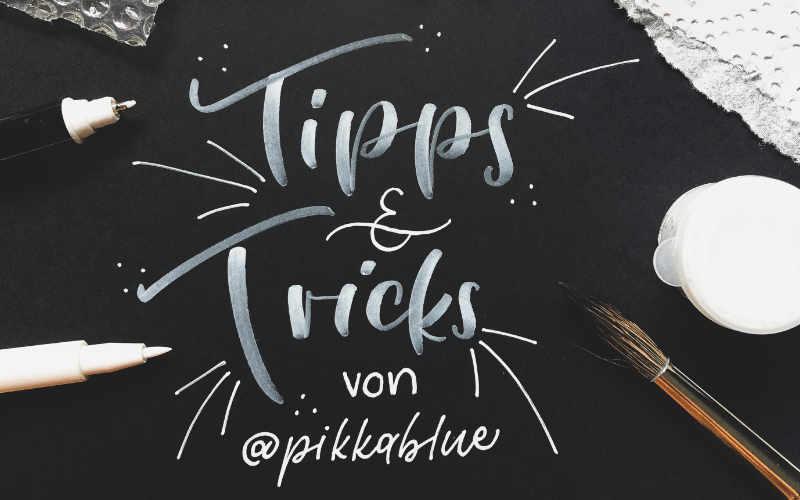 Letter Lovers Jubiläumsfolge - Tipps und Tricks von pikkablue