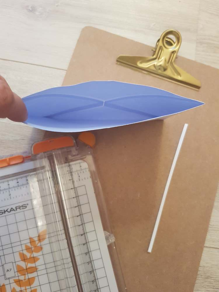 DIY Sammelmappe aus Briefumschlägen