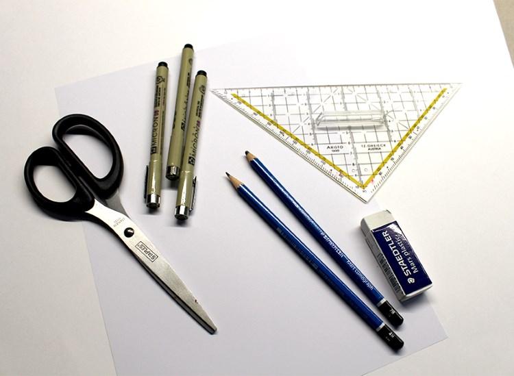 Material für eine optische Illusion