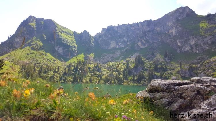 Seebergsee im Berner Oberland