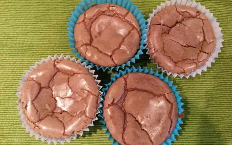 Die weltbesten Schoggi Muffins