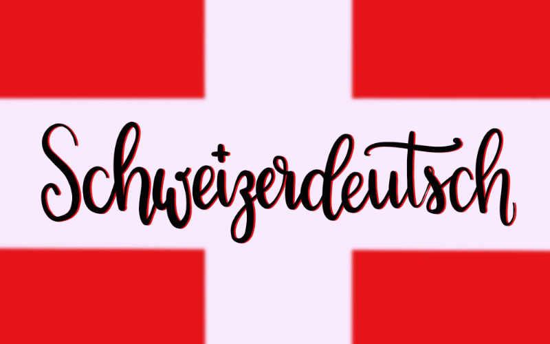 Typisch Schweizerdeutsch – die Sprache der Schweiz