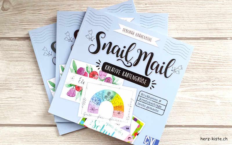 Snail Mail – kreative Kartengrüsse